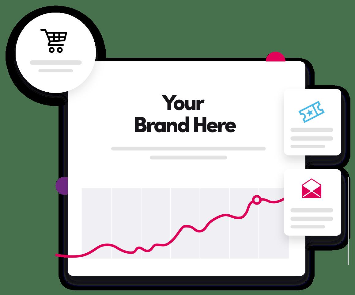 Brand Customization Illustration